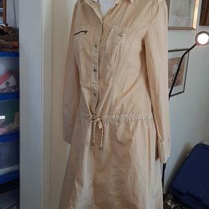Esprit poplin (fine cotton) dress NWT